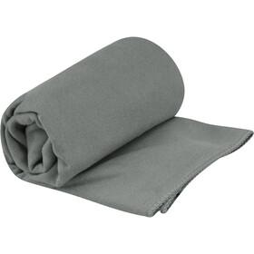 Sea to Summit Drylite Handdoek Antibacterieel S, grijs